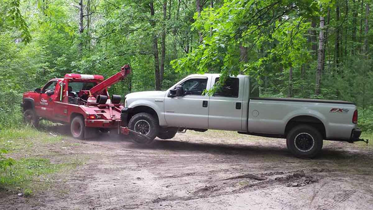 Cheap Towing Pentwater MI